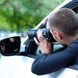 Наружное наблюдение детектива: особенности услуги